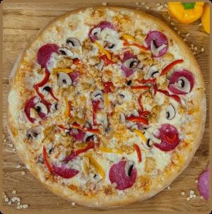 Pizza Amorek w Slice of Heaven
