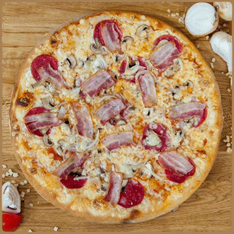 Pizza Polska w Slice of Heaven
