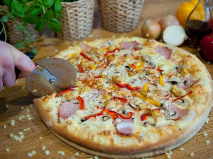 Dobra i tania pizza na Hubach we Wrocławiu